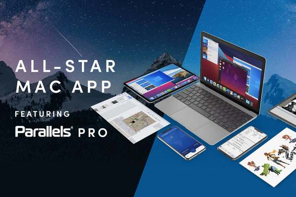 This toolkit of award-winning apps featuring Parallels Pro will supercharge your Mac