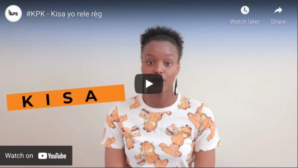 VIDEO : Kisa yo rele règ