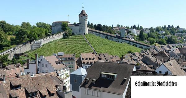 Wie gut kennen Sie die Strassen und Gassen der Stadt Schaffhausen?