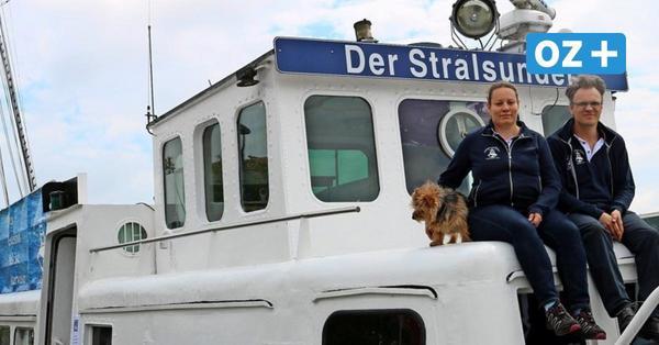 """Wolgast: Mit diesen Touren startet Fahrgastschiff """"Stralsunder"""" ab Juni"""