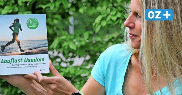 Buch der Usedomer Laufmützen: Über Leichtigkeit des Laufens, Humor und Glück