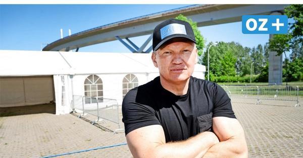 """Corona-Testzentrum vor Rügen - Ulf Dohrmann kritisiert MV-Regierung: """"Im höchsten Maße verärgert"""""""