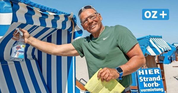 Strandkorbvermietung in MV wieder erlaubt: Das müssen Nutzer wissen