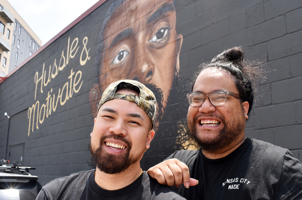 Culture made First Fridays life-changing, duo says; now MADE MOBB is bringing back the block party