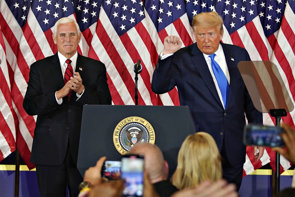 Pence says he and Trump don't 'see eye to eye' on Jan. 6 — but GOP 'must move forward'
