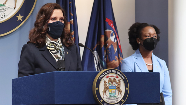 New digital ad highlights Whitmer's 'rules for thee, not for me' governing style during the COVID-19 pandemic   Fox News