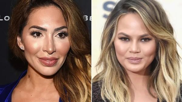 'Teen Mom' alum Farrah Abraham calls Chrissy Teigen's sex shaming 'pathetic': 'An unfit person in society'   Fox News