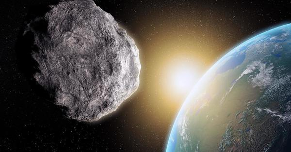 Seven asteroids are zooming past Earth this week — and one is the size of a skyscraper - CBS News