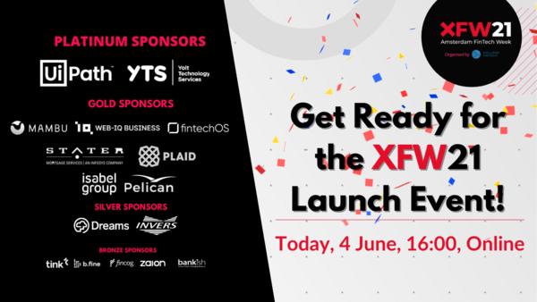 Amsterdam Fintech Week Launch Event - 4th June