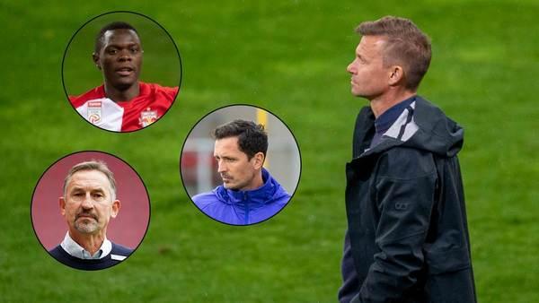 Kurz zusammengefasst: Aktuelle Transfergerüchte rund um RB Leipzig