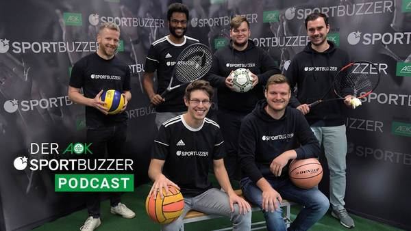 AOK-Sportbuzzer-Podcast steht in den Startlöchern