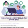 L'importance du service client en  e-commerce