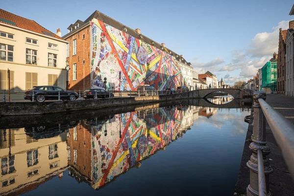 Het 'duistere Brugge' in beeld