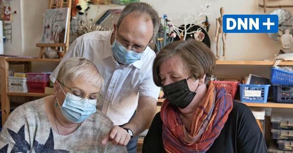 """""""Dann kommt das tiefe Loch"""": Beim Christlichen Hospizdienst Dresden finden Hinterbliebene ein offenes Ohr"""