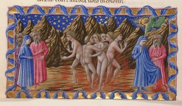 Een dromerige reis door de wereld van Dante & Meer