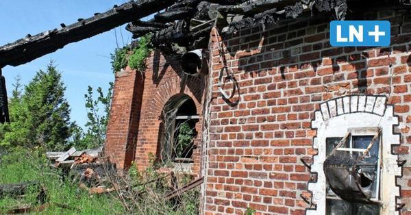 Besondere Ruine in Schashagen zu verkaufen: Wer will eine Mühle bauen?