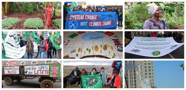 Regional: Día Mundial del Medio Ambiente--llamado de movilización