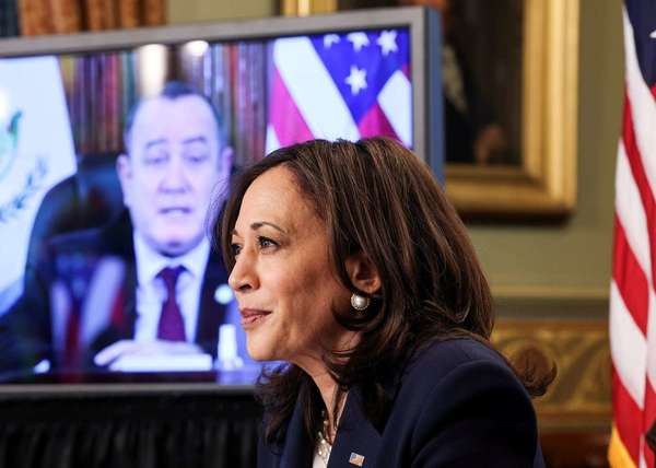 Migrant crisis, US coverage: Harris-led campaign to stem migration from Central America faces steep challenges