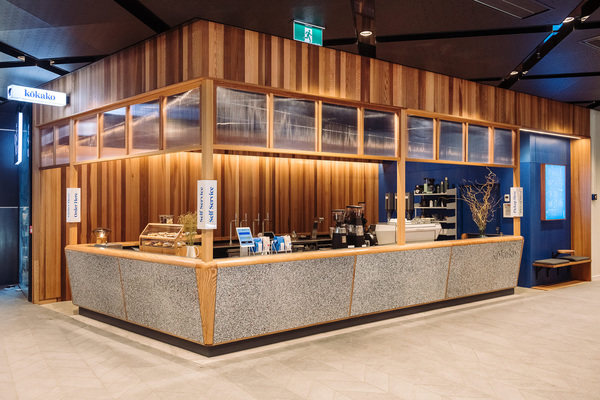 Build-Outs Of Coffee: Kōkako In Auckland, New Zealand