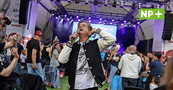 Endlich wieder Rockmusik: Terry Hoax auf Hannovers Gilde-Parkbühne