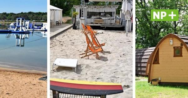 Gastronomie, Sport, Tourismus: Das ist am Blauen See wieder möglich