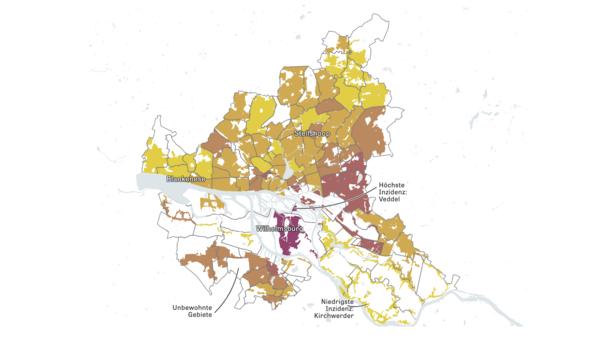 Quand le COVID19 révèle les inégalités urbaines