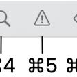 Xcode Keyboard Shortcuts