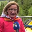 Video zur damaligen Eröffnung der Zipline am Annaberg