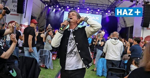 """""""Mann, haben wir das vermisst"""": Die Konzertpremiere von Terry Hoax auf der Parkbühne"""
