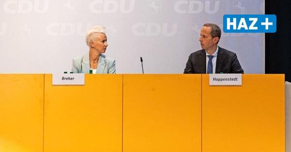 """Wahlkampf: CDU in Niedersachsen tritt erstmals mit """"Spitzenduo"""" an"""