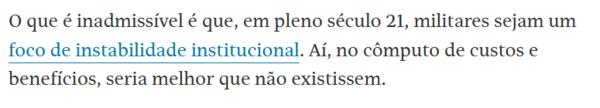 Hélio chwartsman/Folha de S. Paulo 05/06/21