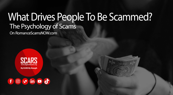 What Drives People To Be Scammed?