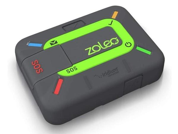 Stay connected anywhere with the ZOLEO satellite communicator