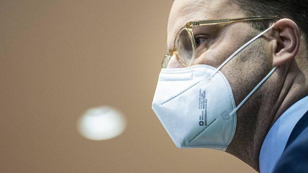 """Spahn weist Vorwürfe um unbrauchbare Masken zurück: """"Empörend"""""""