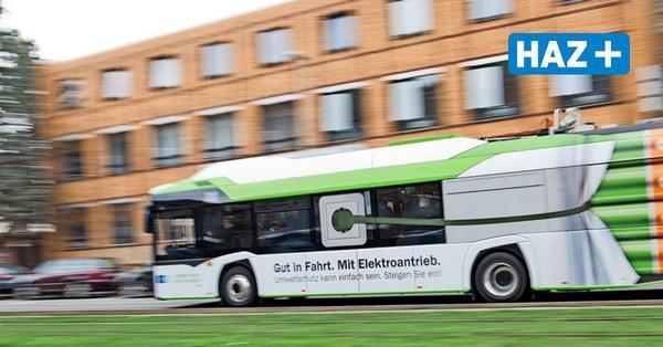 Nach Großbrand: Üstra nimmt vorerst alle Elektrobusse aus dem Verkehr
