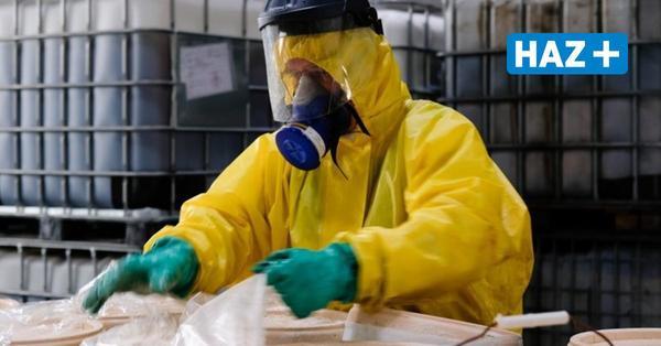 Tonnenweise Gift aus Beirut: Was genau wird da eigentlich im friesischen Wiefels sortiert?