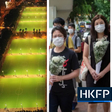 Hong Kong park empty for the first time in 32 years as police surround venue to prevent banned Tiananmen Massacre vigil | Hong Kong Free Press