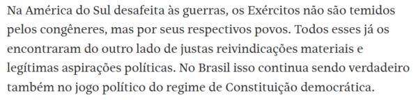 Jânio de Freitas/Folha de S. Paulo 06/06/21