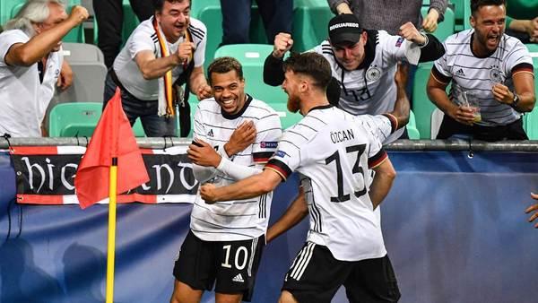 Final-Triumph gegen Portugal: Lukas Nmecha schießt deutsche U21 zum EM-Titel