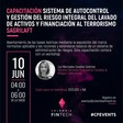 Capacitación - Sistema de Autocontrol y Gestión del Riesgo Integral del Lavado de Activos y Financiación al Terrorismo (SAGRILAFT)