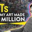 How I Sold My Art For $69 Million