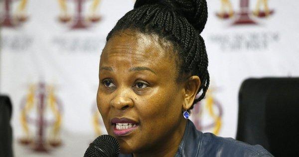 Public Protector challenges Parliament's impeachment rules   eNCA