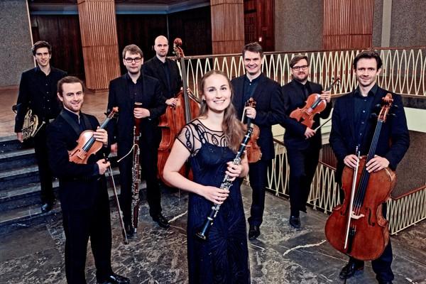 Das Berolina Ensemble spiel am 21. Juni in Ribbeck. (Foto: Promo)