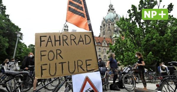 Fahrraddemo in Hannover: 2800 Menschen radeln gegen Ausbau des Südschnellwegs