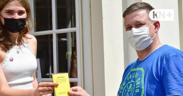 Altenholz: Impfaktion für den guten Zweck bringt mehr als 10.000 Euro ein