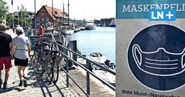 Scharbeutz, Timmendorf und Co: Darum setzen die Orte weiterhin auf Maskenpflicht