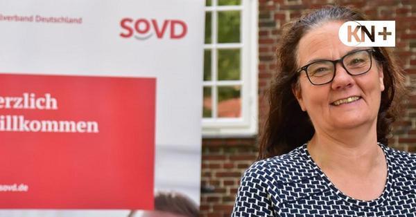 Rendsburg: Gespräch mit Katrin Kardel, Leiterin des SoVD-Beratungszentrums