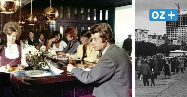 Hotel Neptun in Warnemünde feiert Jubiläum: So sah das Haus vor 50 Jahren aus
