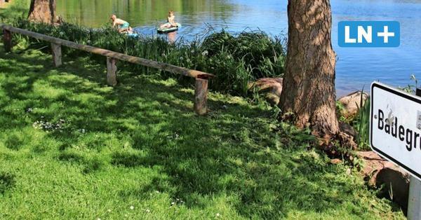 Badesicherheit: Ratzeburger Badestelle Aqua Siwa demnächst eingezäunt?