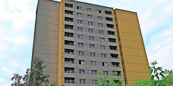 Quarantäne-Hochhaus in Dresden: 18 Bewohner dürfen Wohnung weiterhin nicht verlassen